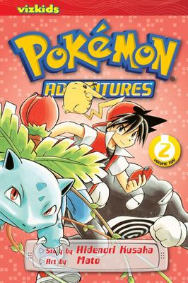 Pokemon Adventures (Red & Blue #2)