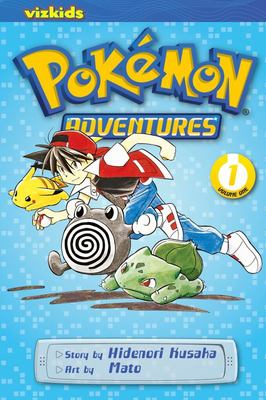 Pokemon Adventures (Red & Blue #1)