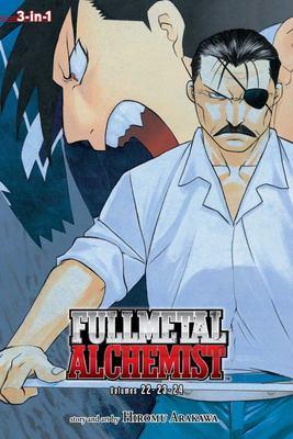 Fullmetal Alchemist (3-In-1) Vol. 8 (22, 23, 24)