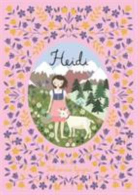 Heidi (Barnes & Noble Children's Leatherbound Classics)