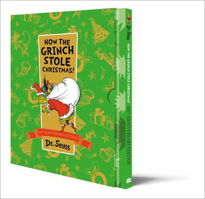 How the Grinch Stole Christmas Slipcase (HB)