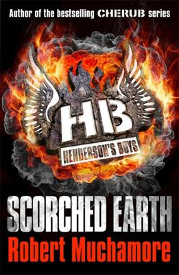 Scorched Earth (Henderson's Boys #7)