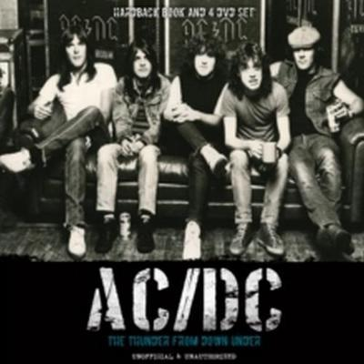 AC/DC: The Thunder from Down Under (with DVD)