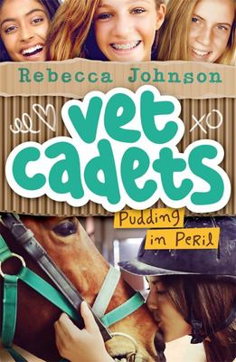 Pudding in Peril (Vet Cadets #2)