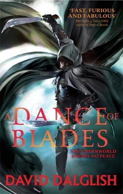 A Dance of Blades (#2 Shadowdance)