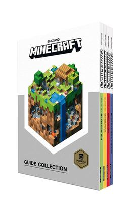Minecraft Guide Collection: An Official Paperback Slipcase Edition from Mojang (Box Set)