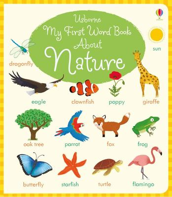 My First Word Book about Nature (Board Book)