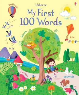 Big Book of First 100 Words