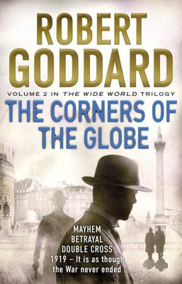 Corners of the Globe (Wide World Trilogy - James Maxted #2)