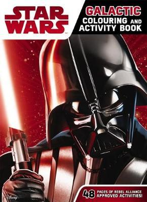 Star Wars:  Galactic Colouring and Activity Book
