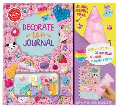 Decorate This Journal (Klutz)