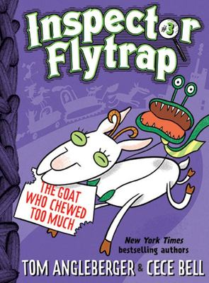 Inspector Flytrap in the Goat Who Chewed Too Much (#3)
