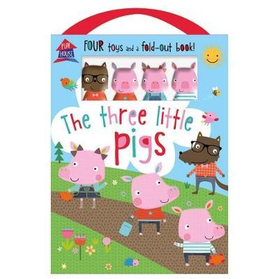 Three Little Pigs (Fold Out & Play)
