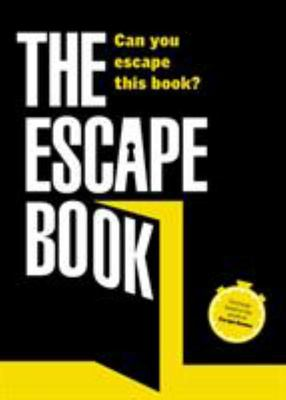 The Escape Book: Will You Manage to Escape this Book?