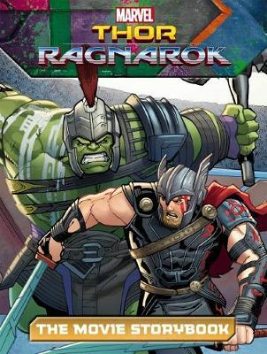 Thor: Ragnarok Movie Storybook (Marvel)