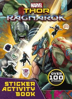 Thor: Ragnarok Sticker Activity Book (Marvel)