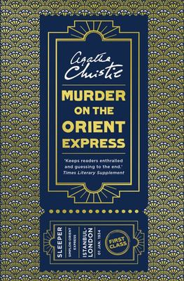 Poirot - Murder on the Orient Express