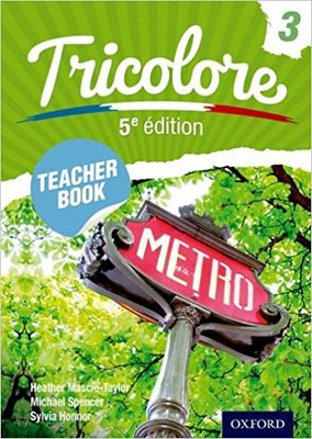 Tricolore 5e Teacher Book 3