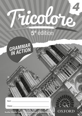 Tricolore Exam Grammar in Action 4 (5e edition)