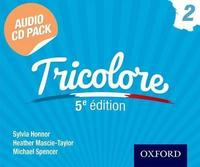 Homepage tricolore pack cd 2