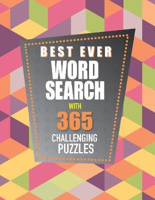 Best Ever Word Search: With 365 Challenging Puzzles