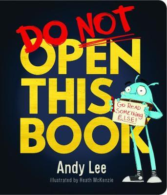 Do Not Open This Board Book