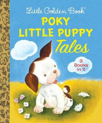 Poky Little Puppy Tales (Little Golden Book)