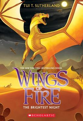 The Brightest Night (#5 Wings of Fire)