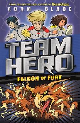 Falcon of Fury (Team Hero Series 2 #3)