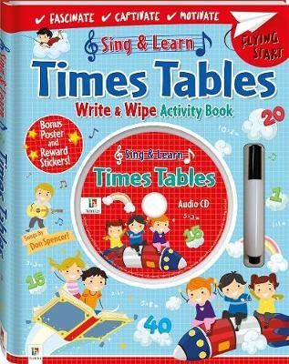 Sing & Learn Times Tables