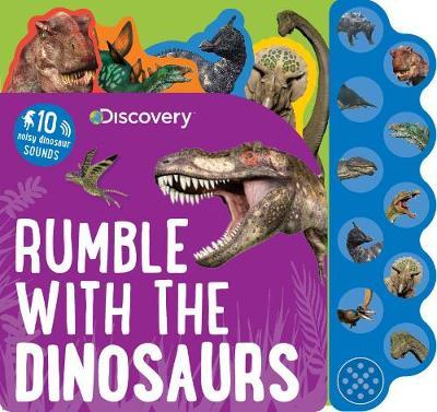Discovery Rumble with the Dinosaurs