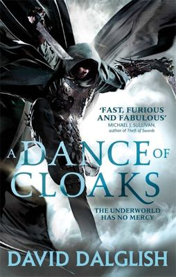 A Dance of Cloaks (#1 Shadowdance)