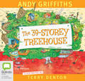 The 39-Storey Treehouse (Audio CD; unabridged; 2 CDs)