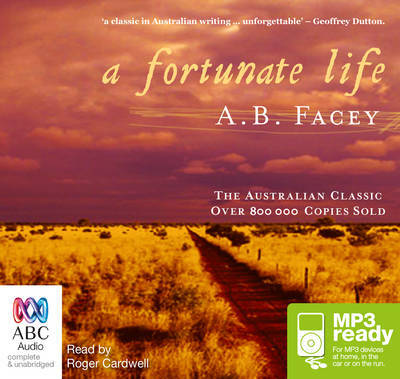 A Fortunate Life (MP3)