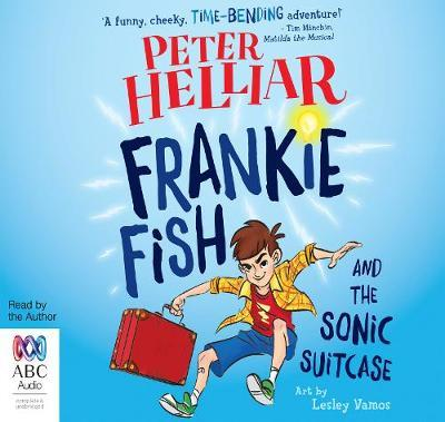 Frankie Fish and the Sonic Suitcase (Audio CD; unabridged; 3 CDs)