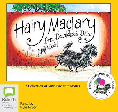 The Hairy Maclary Collection (Audio CD, unabridged, 1 CD)