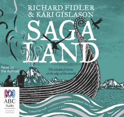 Saga Land audio cd