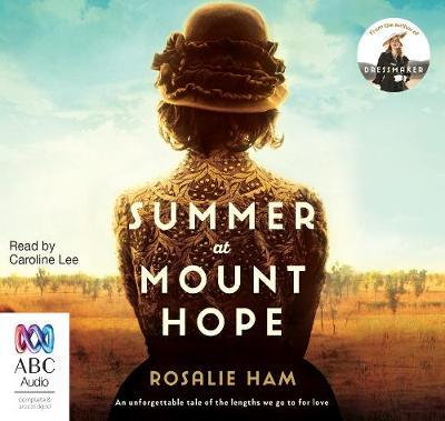 Summer at Mount Hope (Audio CD; unabridged; 10 CDs)