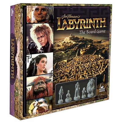 The Labyrinth Board Game