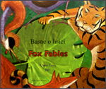 Fox Fables (Croatian & English)