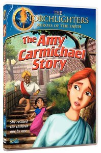 DVD The Amy Carmichael Story