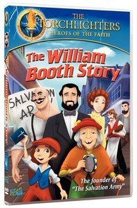 DVD The William Booth Story
