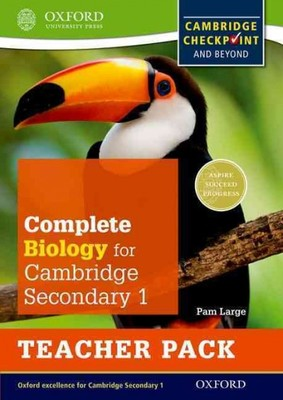 Complete Biology for Cambridge Secondary 1 Teacher Pack: For Cambridge Checkpoint and Beyond