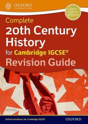 Complete 20th Century History for Cambridge IGCSE: Revision Guide