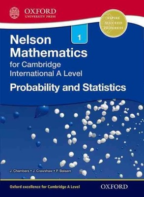 Nelson Mathematics for Cambridge International A Level - Probability & Statistics 1