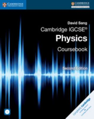 Cambridge IGCSE Physics Coursebook 2nd Edition with CD-ROM
