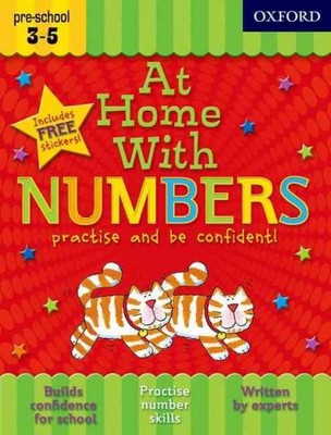 At Home With Numbers Practise and Be Confident! : Practise and Be Confident!