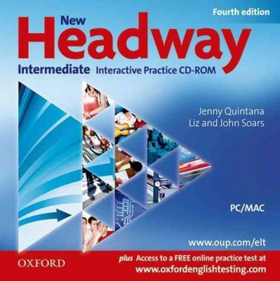 New Headway: Intermediate Fourth Edition: Interactive Practice Cd-rom : Six-level General English Course