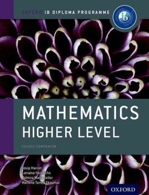 IB Mathematics Higher Level Course Companion 2nd E