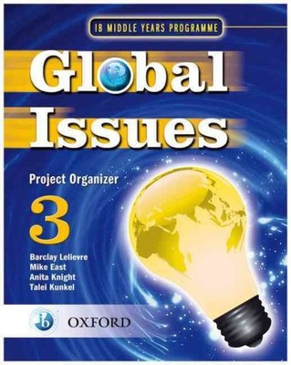 Global Issues Project Organizer 3